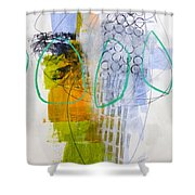Paint Improv 7 Shower Curtain