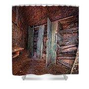 Paint Melt Shower Curtain