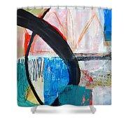 Paint Solo 1 Shower Curtain