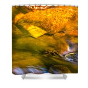 Paintbrush Creek Shower Curtain