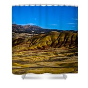 John Day National Monument 2 Shower Curtain