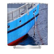 Painter - Strong Rope Shower Curtain