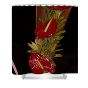 Painter's Palette Shower Curtain