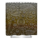 Misc. - Paisley Shower Curtain