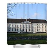 Palace Bellevue - Berlin Shower Curtain
