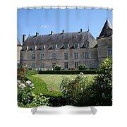 Palace Bussy Rabutin From The Garden Shower Curtain