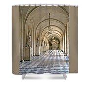 Palace Corridor Shower Curtain