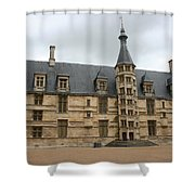 Palace Ducal Nevers Shower Curtain