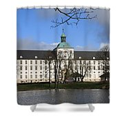 Palace Gottorf - Schleswig Shower Curtain