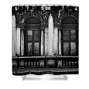 Palace In Venice Shower Curtain