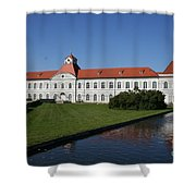 Palace Nymphenburg  - Germany Shower Curtain