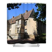 Palace Of Abbot Jacques D'amboise Shower Curtain