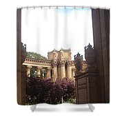 Palace Of Fine Arts 8 Shower Curtain