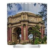 Palace Of Fine Arts - San Francisco California Shower Curtain