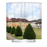 Palace Oranienbaum - Germany Shower Curtain