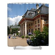 Palace Pillnitz - Germany Shower Curtain