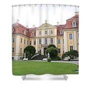 Palace Rammenau - Germany Shower Curtain