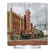 Palace Theater Shower Curtain