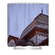Palacio De Cristal Shower Curtain