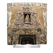 Palacio Del Marques De Dos Aguas Shower Curtain