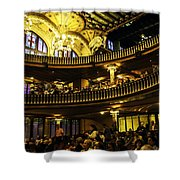 Palau De La Musica  - Barcelona - Spain Shower Curtain