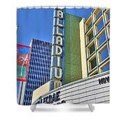 Palladium Hollywood Ca World-class Entertainment Shower Curtain