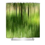 Palmetto Spring Shower Curtain