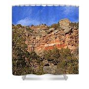 Palo Duro Canyon 021713.102 Shower Curtain