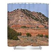 Palo Duro Canyon 040713.02 Shower Curtain