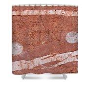 Palo Duro Canyon 040713.20 Shower Curtain