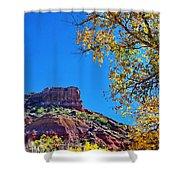Palo Duro Canyon Shower Curtain
