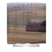 Palouse Country U S A Shower Curtain