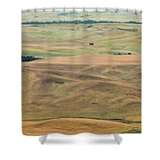 Palouse Palate Shower Curtain