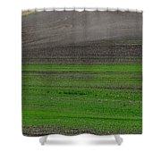 Palouse Patchwork 4 Shower Curtain