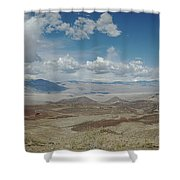 Panamint Valley Shower Curtain