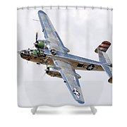 Panchito Shower Curtain