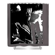 Pancho Villa Press Photo El Paso Texas 1913-2013 Shower Curtain