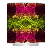 Pandoras Box Shower Curtain