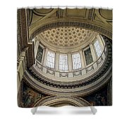 Pantheon Architecture Shower Curtain