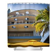 Congress Hotel Of South Beach Shower Curtain