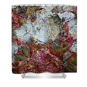 Paper Peonies Shower Curtain