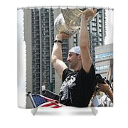 Parade Of Champions Shower Curtain