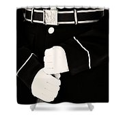 Parade Rest Shower Curtain