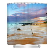 Paradise Dawn Shower Curtain