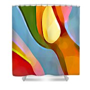 Paradise Found 6 Shower Curtain