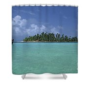 Paradise Island 2 Shower Curtain