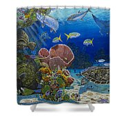 Paradise Re0012 Shower Curtain