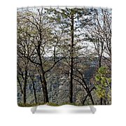 Paradise View Shower Curtain