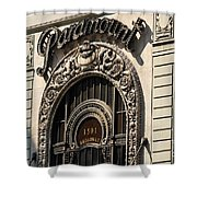 Paramount - Broadway - Nyc Shower Curtain