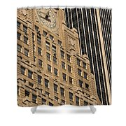 Paramount Building Shower Curtain